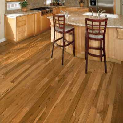Hickory Saddle Great Lakes Flooring