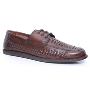 Dart Step-in Loafer - Brown
