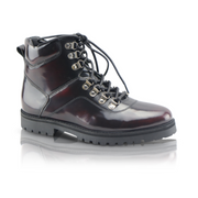Oslo Ankle Boot - Red