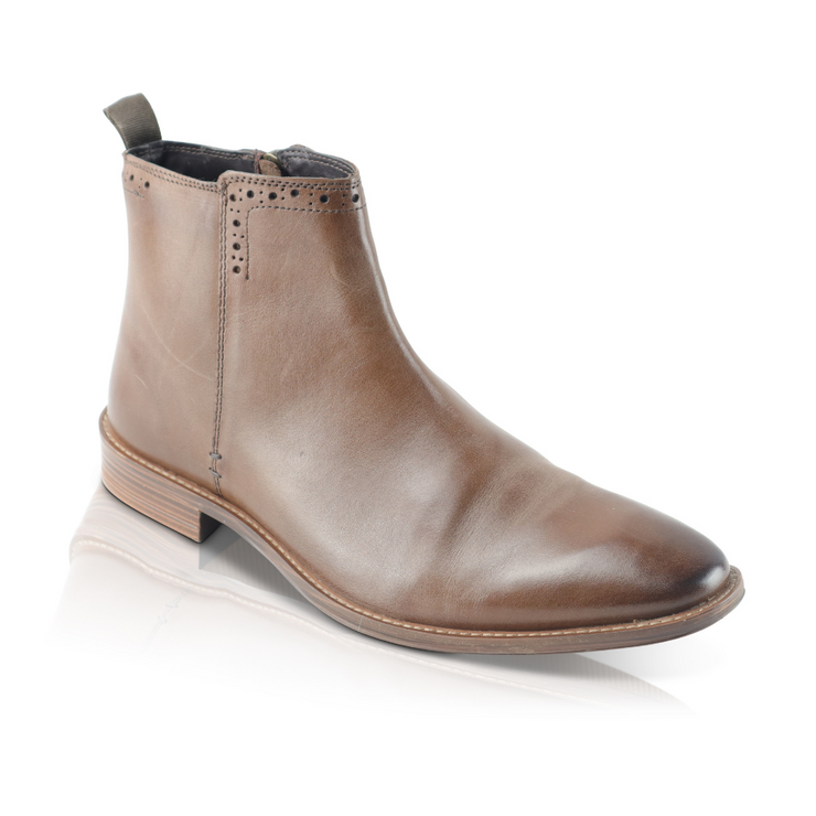 Paris Ankle Boot - Brown