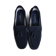 Monza Tassel Loafer - Honey