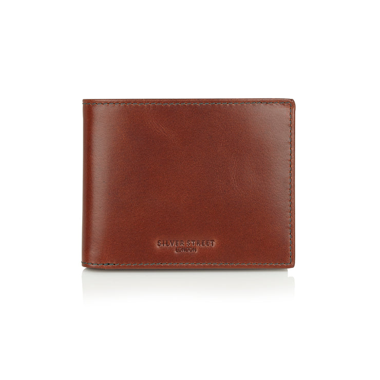 Saxon Leather Bifold Wallet