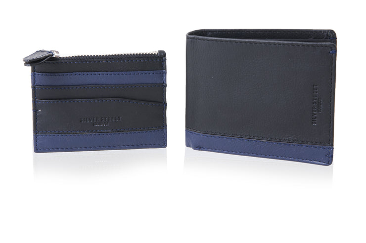 Turin Leather Wallet Gift Set