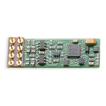 Digitrax DN146IP HO & N Scale 4 Function [NMRA 8 Pin Plug DCC Decoder]