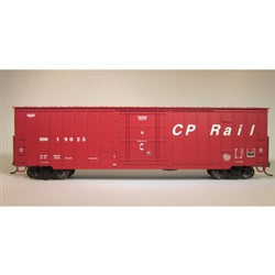 Fox Valley Models 30014 HO Scale 7 Post Boxcar, Canadian Pacific CP Rail #18973