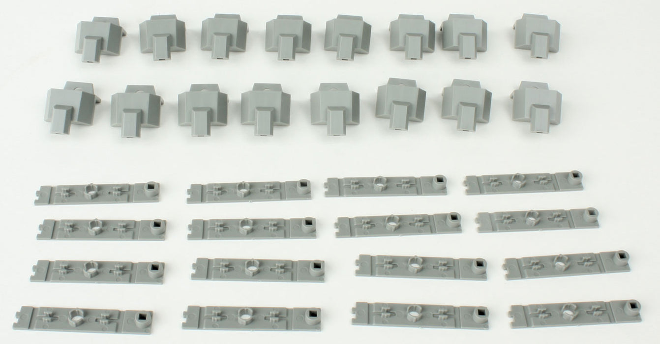 Kato 23056 N Scale UniTrack Catenary Pole Base Set