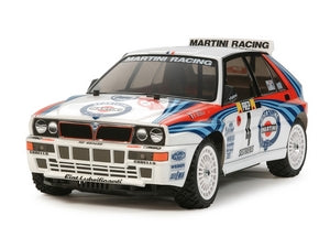 Tamiya 58569 1/10 Lancia Delta Intergrale 4WD On Road Rally Car Kit