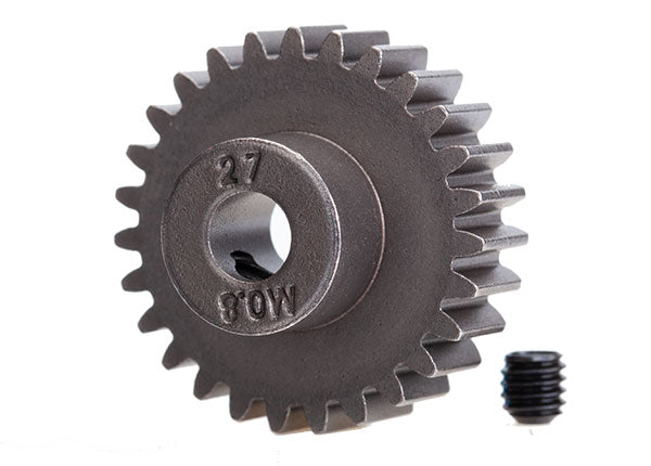 Traxxas 5647 27T 32P Pinion Gear for Ultimate Desert Racer UDR
