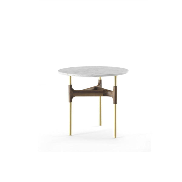JOINT 55 MARBLE SIDE TABLE