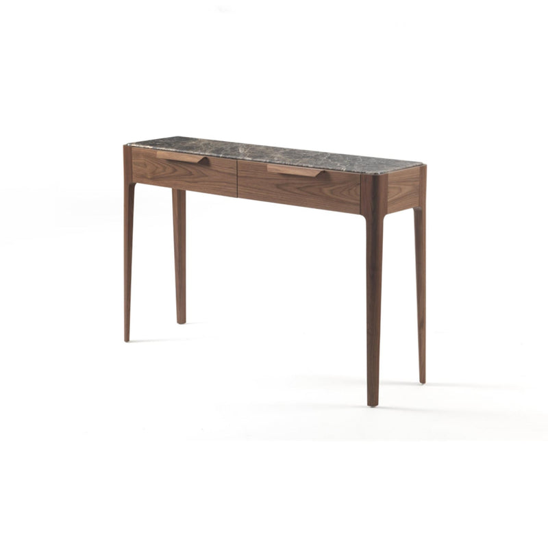 ZIGGY 10 CONSOLE WITH TWO DRAWERS