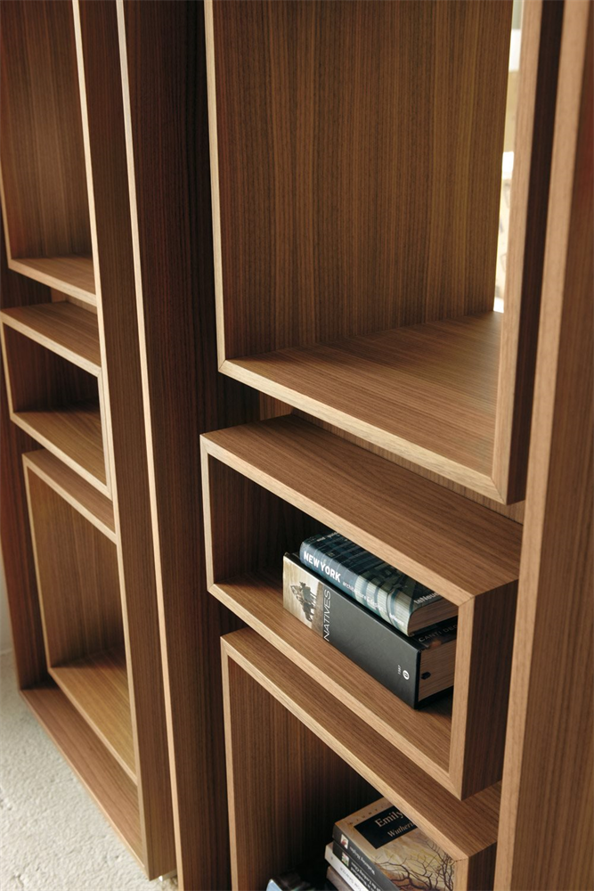 FANCY BOOKCASE