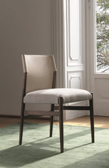 SVEVA CHAIR WITH ARMS