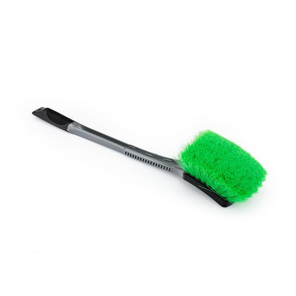 Soft Grip Wheel and Body Brush - Case