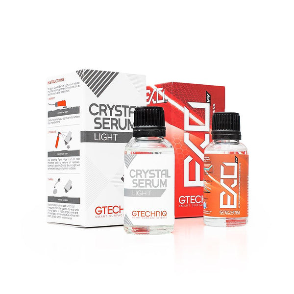 EXOv4 & Crystal Serum Light (CSL) Kit