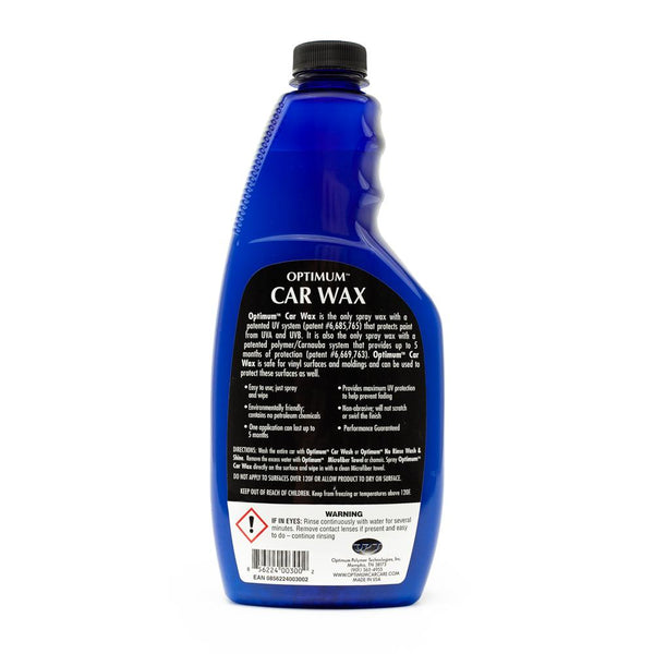 Car Wax - Case