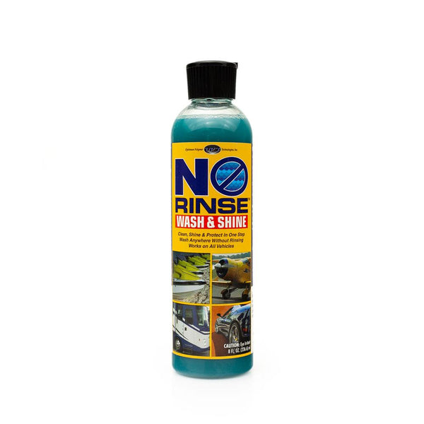 No Rinse Wash and Shine (ONR)