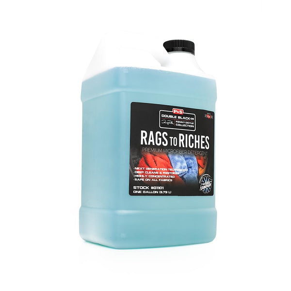 Rags to Riches Microfiber Detergent