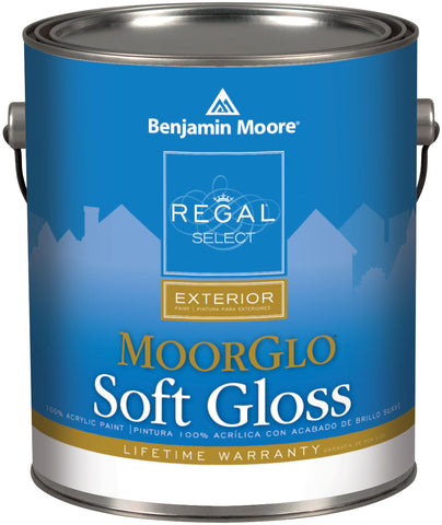 Regal Select Exterior Alkyd Fortified