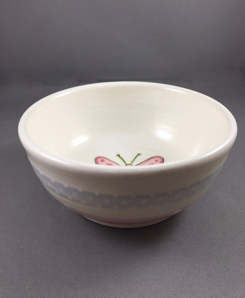 Butterfly Children's Bowl,