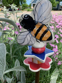 Bee Garden Sculpture