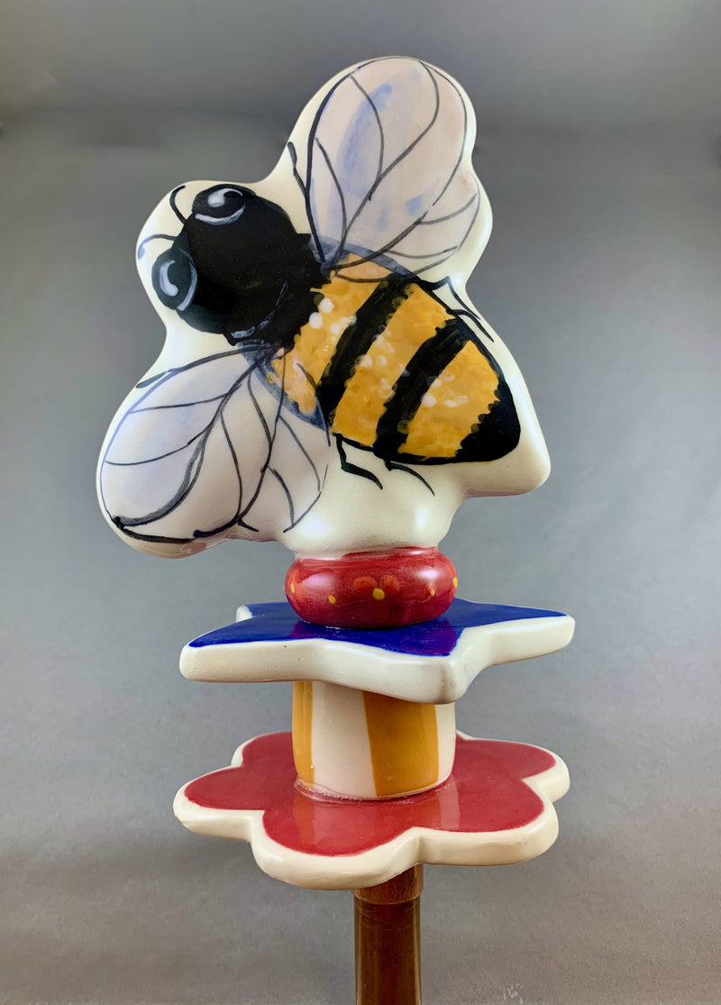 Bee Garden Sculpture side 1