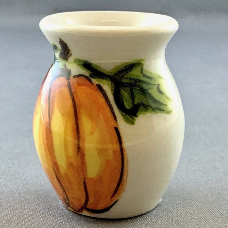 Pumpkin Mini Vase