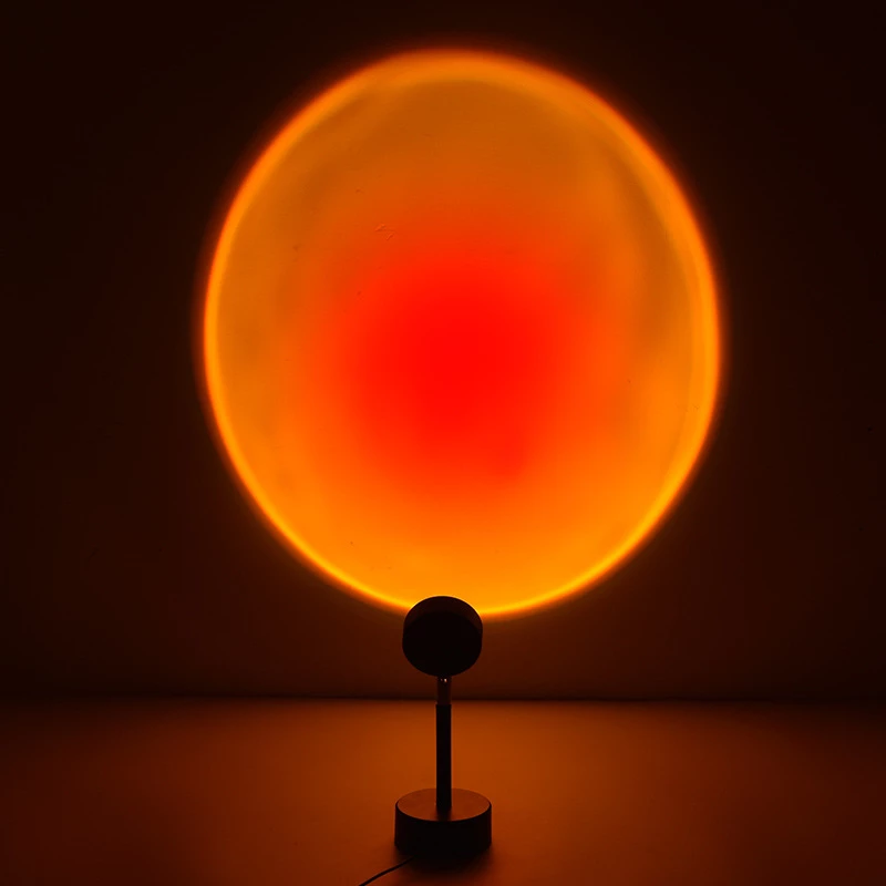 Cosmic Sunset Lamp