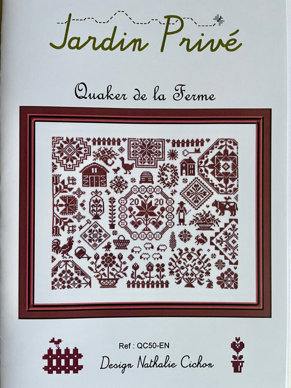 Quaker de la Ferme by Jardin Prive