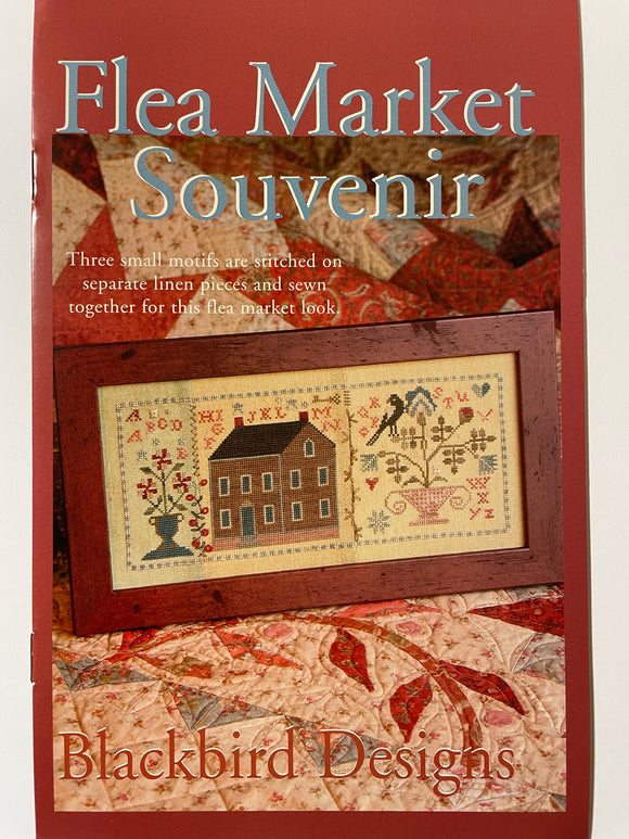 Flea Market Souvenir (Reprint) by Blackbird Designs