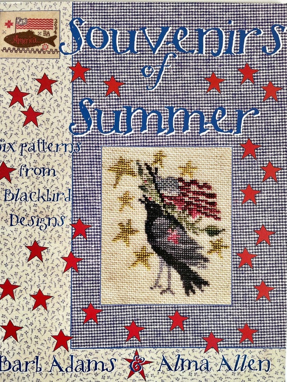 Souvenirs of Summer (Reprint) by Blackbird Designs