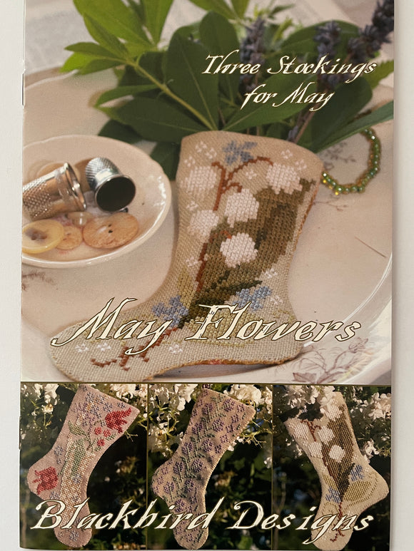 May Flowers by Blackbird Designs