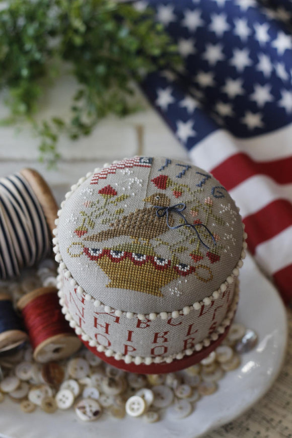 Happy Birthday, America! by With Thy Needle & Thread