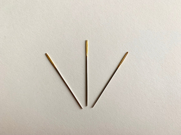 Size 24 Pat's Favorite Needle (set of 3)
