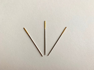 Size 26 Pat's Favorite Needle (set of 3)