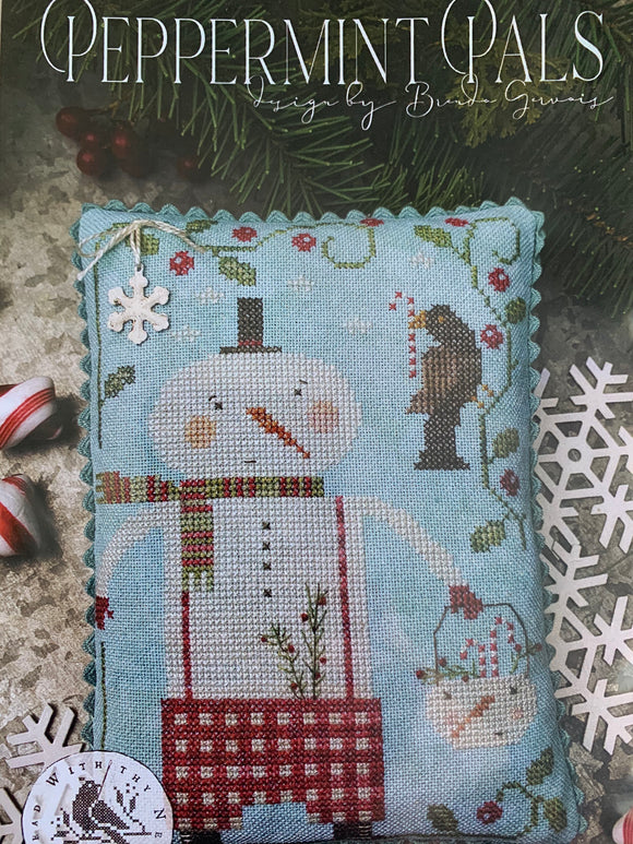 Peppermint Pals by With Thy Needle & Thread