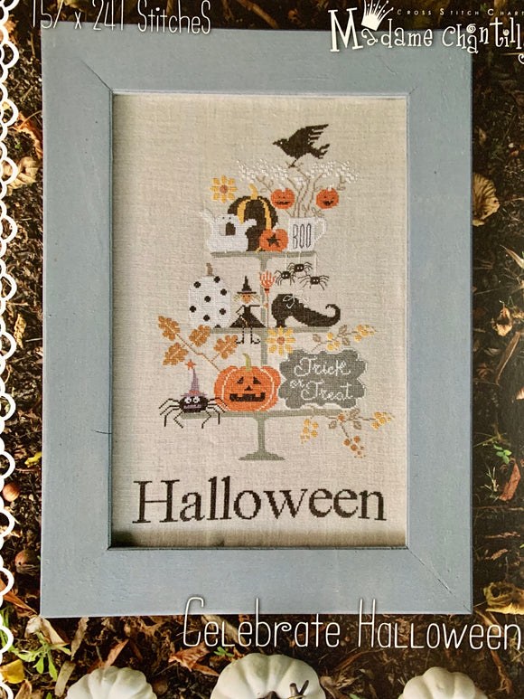 Celebrate Halloween by Madame Chantilly