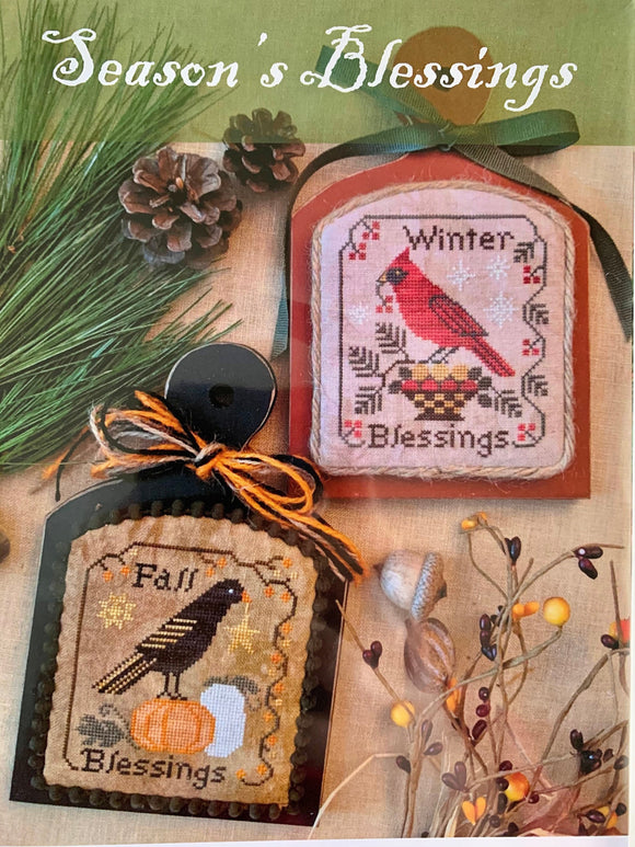 Season's Blessings by Lila's Studio