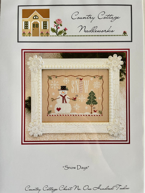 Snow Days by Country Cottage Needleworks