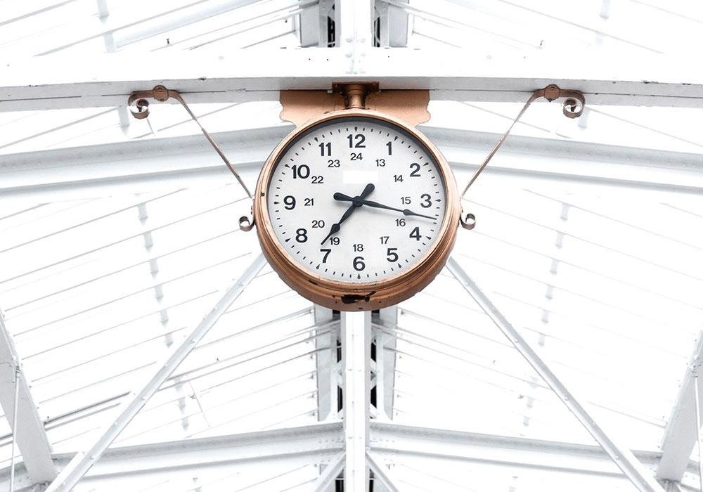 Make a Statement with a Clock