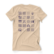 Load image into Gallery viewer, éclat Brainstorm T-Shirt (Sand)
