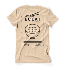 Load image into Gallery viewer, éclat Soup T-Shirt (Sand)