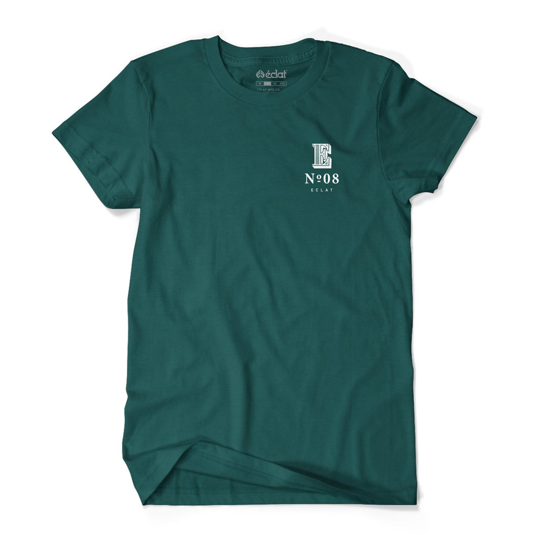 éclat Tresor T-Shirt (Dark Green)