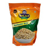Balaji Ratlami Sev 190g-13 Indian Snacks-Megacart Foods