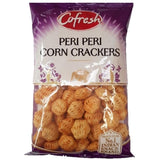 Co-Fresh Peri Peri Corn Cracker 170g-13 Indian Snacks-Megacart Foods