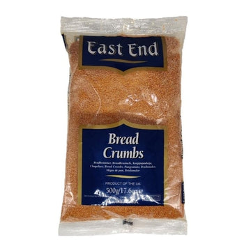 E.E Bread Crumbs 500g-12 Powa, Pani Puri & Other items-Megacart Foods
