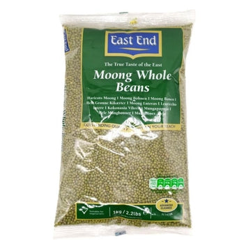 E.E Moong Whole Small 1kg-03 Daals & Beans-Megacart Foods