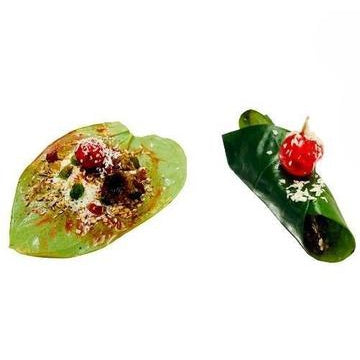 Fresh Sweet Paan (without Supari)-17 Paan Shop-Megacart Foods
