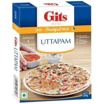 Gits Uttapam Mix 500g-07 Flours & Ready Mixes-Megacart Foods