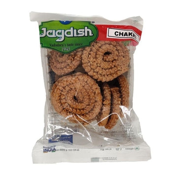 Jagdish Chakri 200g-13 Indian Snacks-Megacart Foods