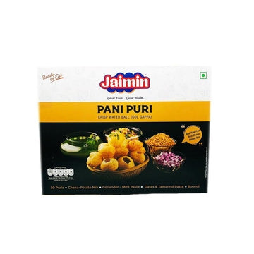 Jaimin pani Puri Kit-12 Powa, Pani Puri & Other items-Megacart Foods